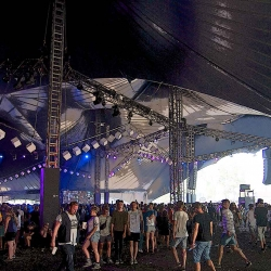 The Kayam Big Top Stage Cover at Roskilde Festival