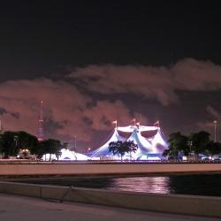 The Kayam Big Top Tent in Miami