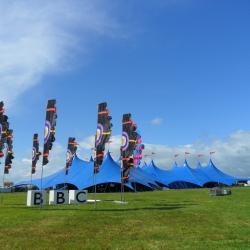 The Kayam Big Top Concert Tent at One Big Weekend, England