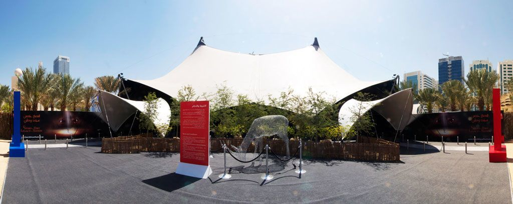& Kayam Big Tops Theatre Concert u0026 Festival Tents for hire