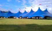 The Kayam Big Top Concert Tent