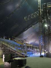 The Valhalla Big Top Tent