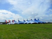 The Kayam Big Top Concert Tent at One Big Weekend, England