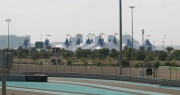The Kayam Big Top Concert Tent in Abu Dhabi