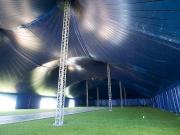The Kayam Big Top Tent at the Ricoh Arena, England