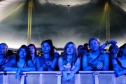 Enthralled at the barrier
