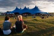 The Kayam Big Top Tent at Ilosaarirock - Finland