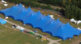 The Twelve-Pole Kayam Tent