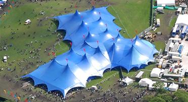 The 16 Pole Concert Tent